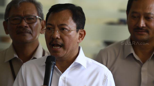 36666 menteri kesehatan republik indonesia terawan agus putranto