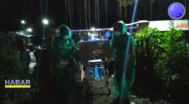 Simulasi GTPP Covid-19 Kabupaten Banjar