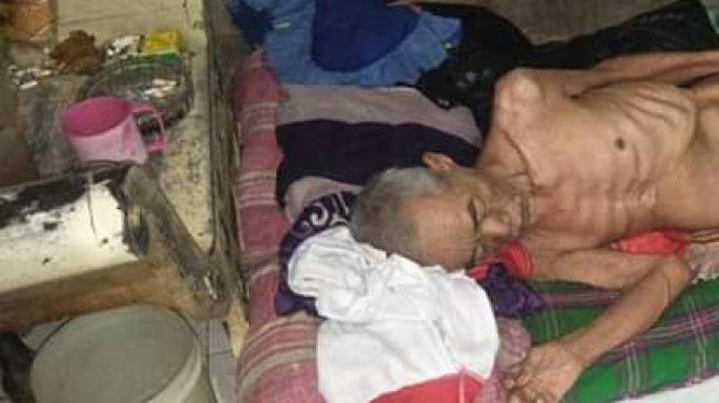 80547 icing kakek miskin di banten hidup miskin tak dapat bantuan dari pemerintah bantennews