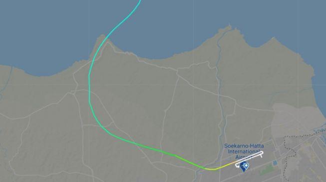 75209 pesawat sriwijaya air sjy 18 hilang kontak