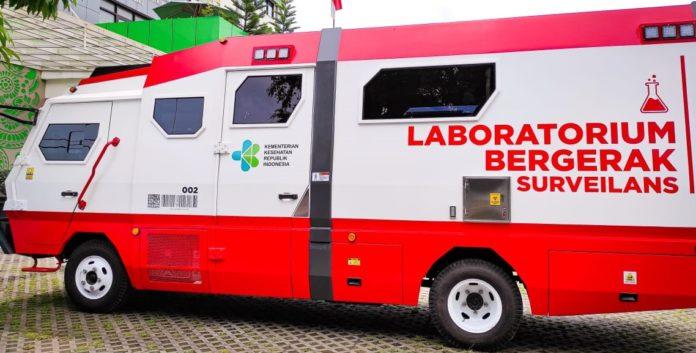 Mobil Laboratorium Bergerak