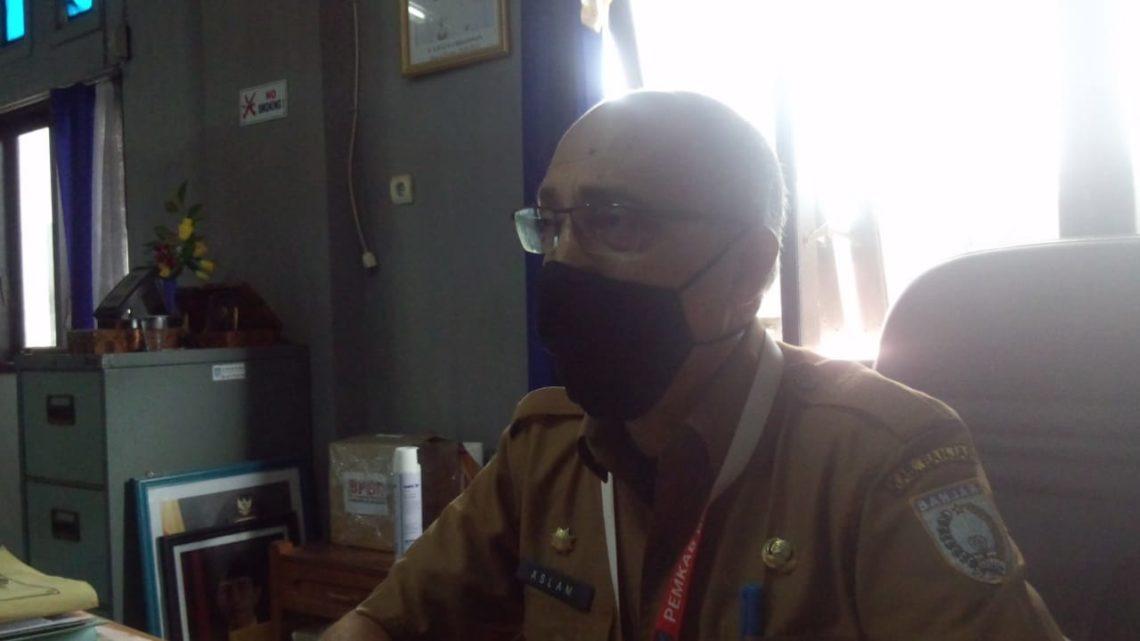 esbangpol Banjar Aslam memastikan Pemkab Banjar siap mewujudkan pembentukan BNNK Banjar 1140x641 1